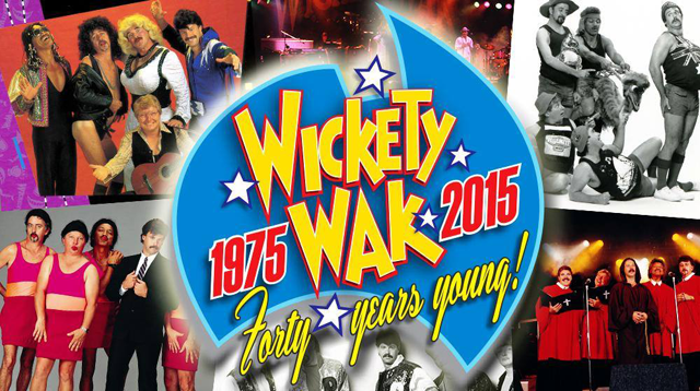 Wickety Wak 40th Anniversary