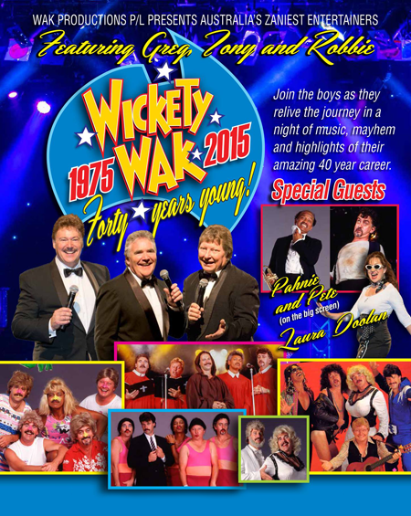 Wickety Wak 2015 Tour
