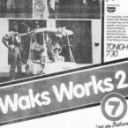 Waks Works 2 advert